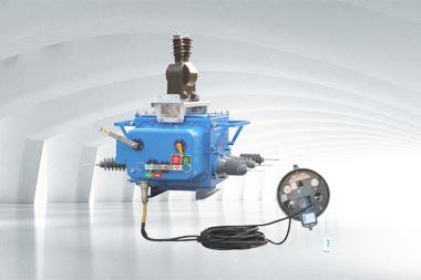 ZW20-12F系列户外智能高压真空断路器